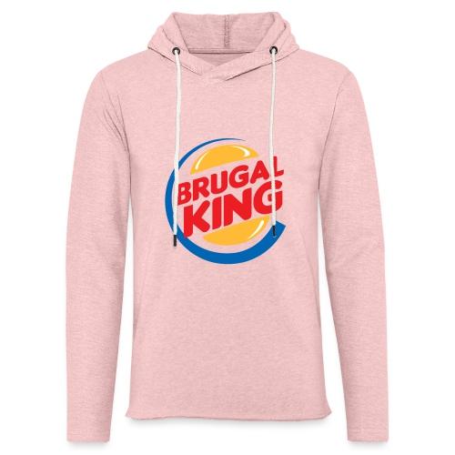 Brugal King - Sudadera ligera unisex con capucha