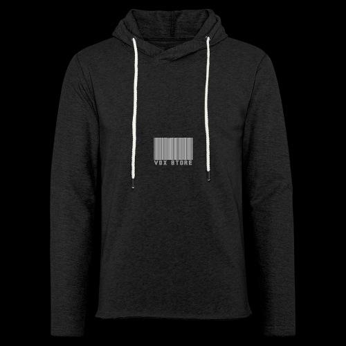 Vox' - Sweat-shirt à capuche léger unisexe