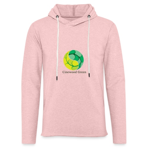 Cinewood Green - Light Unisex Sweatshirt Hoodie