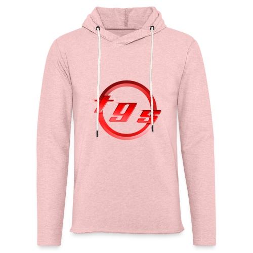 Logo-nl-be - Lichte hoodie unisex
