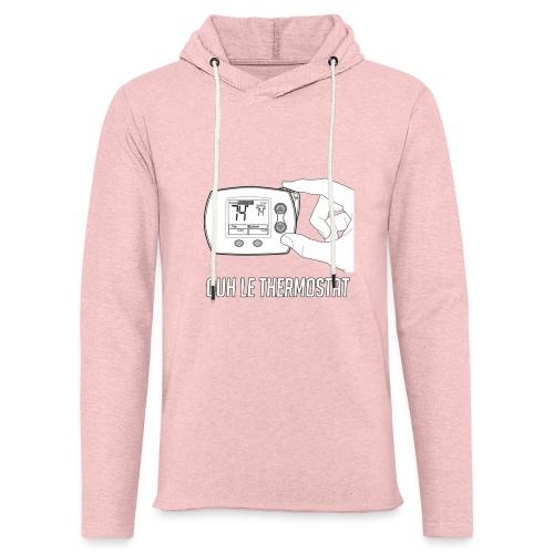 PCLP2 - Sweat-shirt à capuche léger unisexe