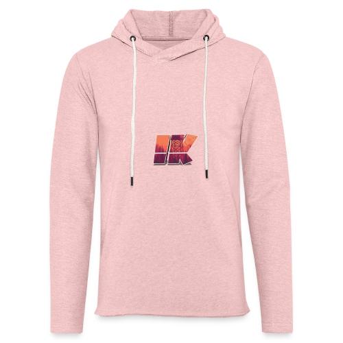 Ishaan Kulkarni Logo (1) - Light Unisex Sweatshirt Hoodie