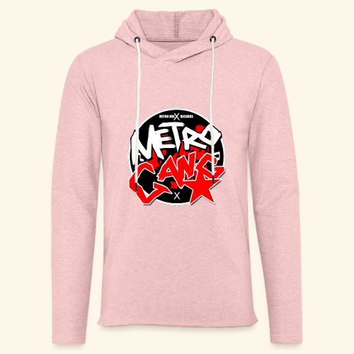 METRO GANG LIFESTYLE - Light Unisex Sweatshirt Hoodie