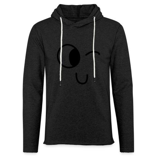 Jasmine's Wink - Lichte hoodie unisex