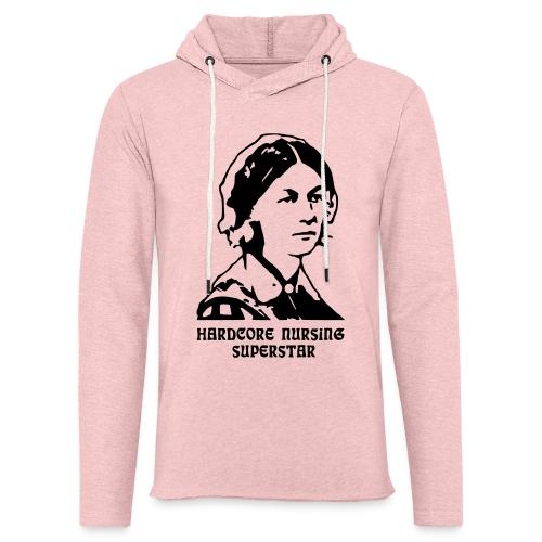 HC Nursing Superstar - Florence Nightingale - Kevyt unisex-huppari