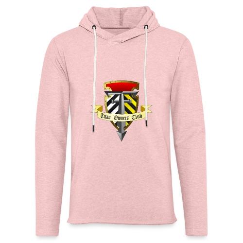TOC Gothic Clear Background 1 - Light Unisex Sweatshirt Hoodie
