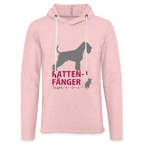 Team Rattenfänger - Leichtes Kapuzensweatshirt Unisex
