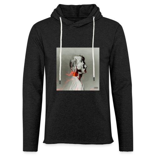 napalm cover - Sweat-shirt à capuche léger unisexe