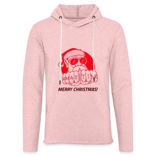 christmas - Sweat-shirt à capuche léger unisexe