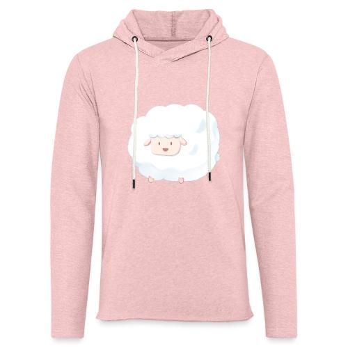 Sheep - Felpa con cappuccio leggera unisex