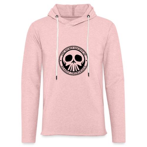 DEADLY CHEMTRAILS - Lekka bluza z kapturem