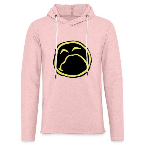 Droef Emoticon - Lichte hoodie unisex