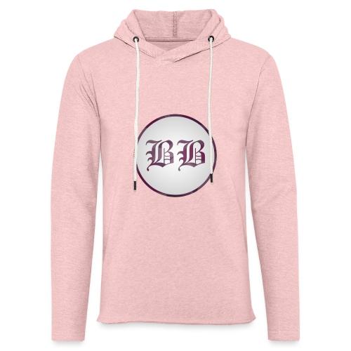 My logo - Lett unisex hette-sweatshirt