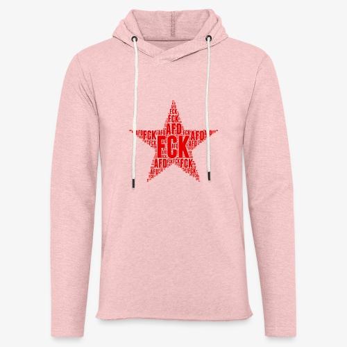 FCK AFD - Leichtes Kapuzensweatshirt Unisex