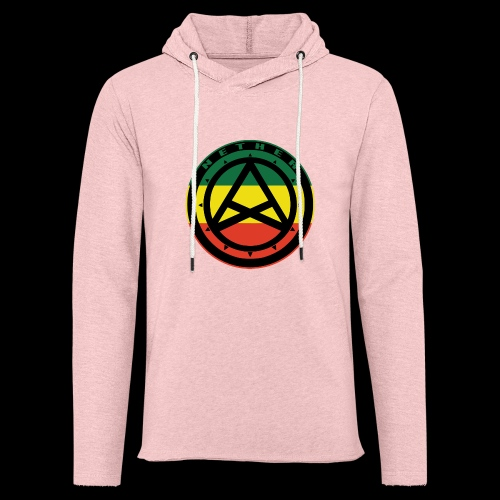 Nether Crew Black\Green\Yellow\Red Hoodie - Felpa con cappuccio leggera unisex