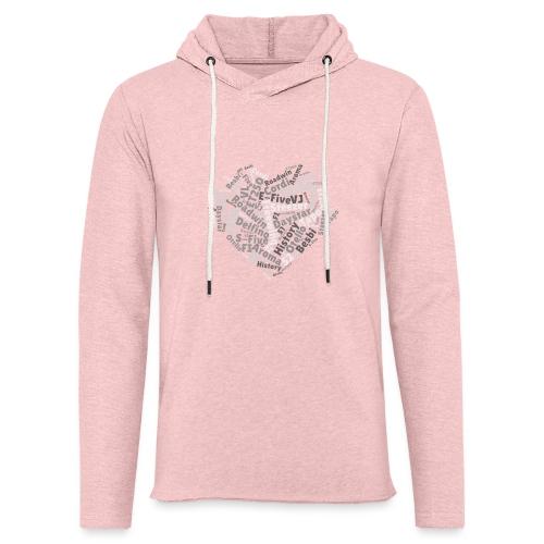 snm-daelim-models-heart-g - Leichtes Kapuzensweatshirt Unisex