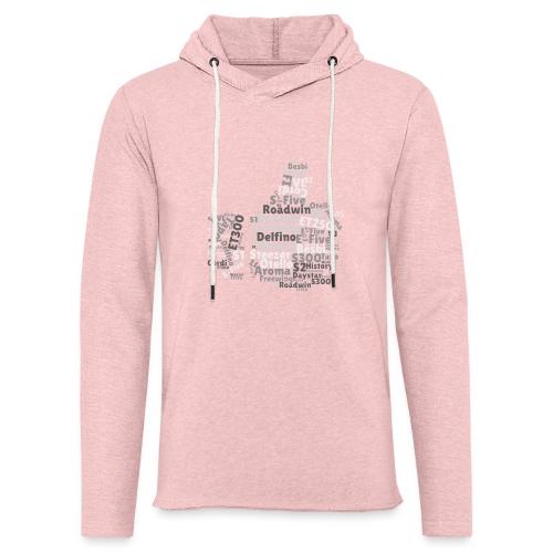 snm-daelim-models-like-g - Leichtes Kapuzensweatshirt Unisex