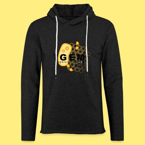 Logo - shirt men - Lichte hoodie unisex
