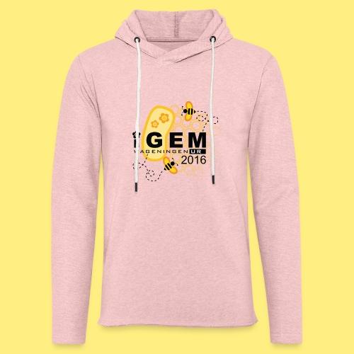 Logo - shirt women - Lichte hoodie unisex