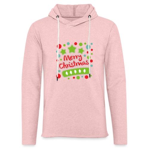 Merry Christmas - Light Unisex Sweatshirt Hoodie
