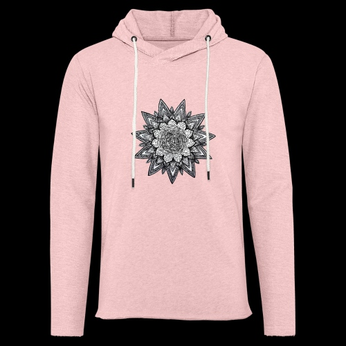 trippy dreams - Sweat-shirt à capuche léger unisexe