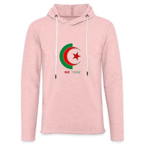 logo 3 sans fond dz1962 - Sweat-shirt à capuche léger unisexe
