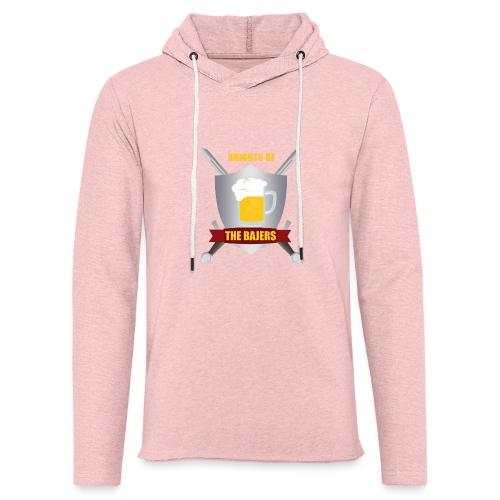 Knights of The Bajers - Let sweatshirt med hætte, unisex