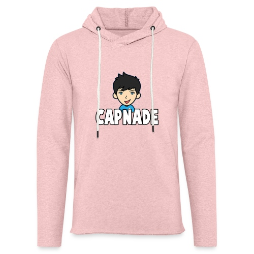 Basic Capnade's Products - Light Unisex Sweatshirt Hoodie
