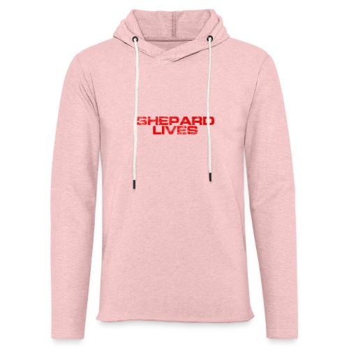 Shepard lives - Light Unisex Sweatshirt Hoodie
