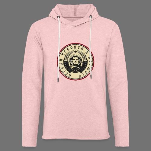 Cosmonaut 4c (oldstyle) - Light Unisex Sweatshirt Hoodie