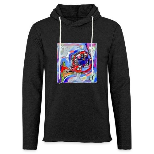 cornoarte1 - Lichte hoodie unisex