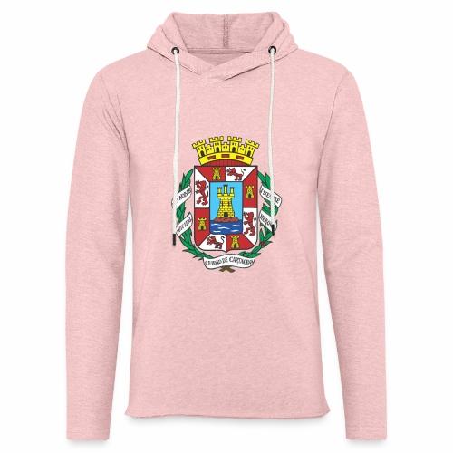 Escudo Cartagena - Sudadera ligera unisex con capucha