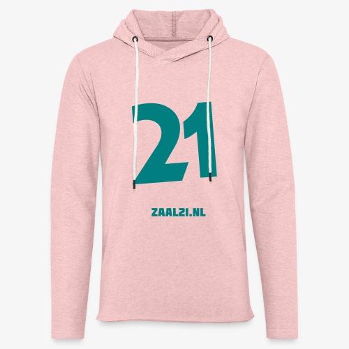 zaal-achterkant - Lichte hoodie unisex