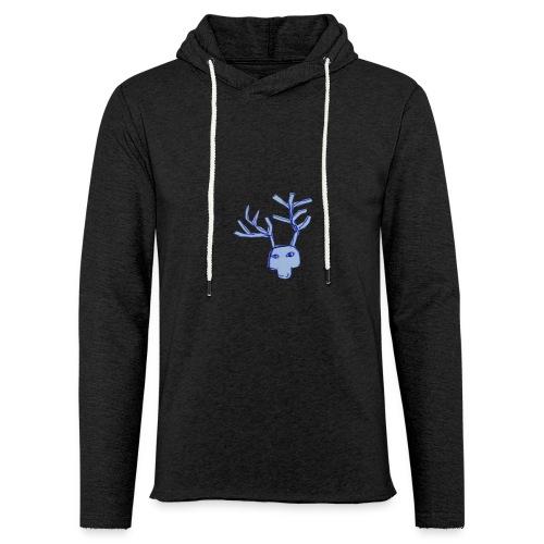 Jelen - Lekka bluza z kapturem