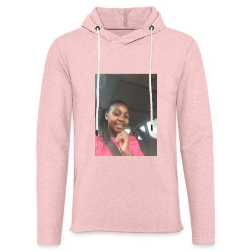 tee shirt personnalser par moi LeaFashonIndustri - Sweat-shirt à capuche léger unisexe