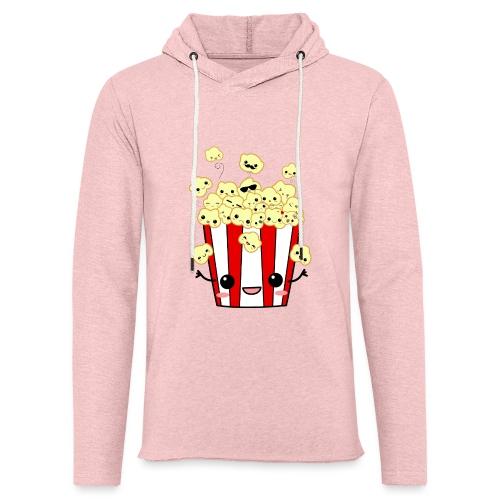 PopCorn - Sudadera ligera unisex con capucha