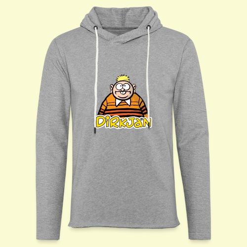 DIRKJAN Half - Lichte hoodie unisex