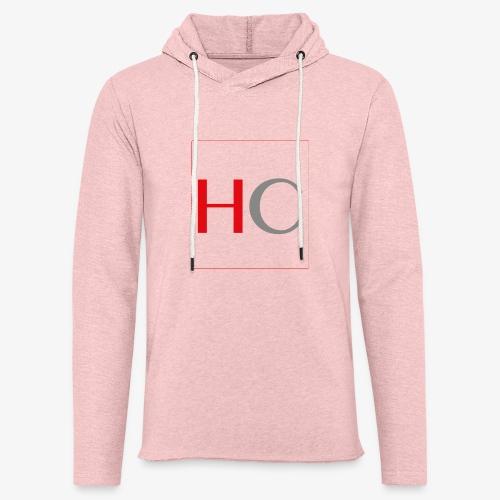 hc png - Sweat-shirt à capuche léger unisexe