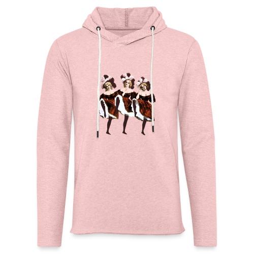 Vintage Dancers - Light Unisex Sweatshirt Hoodie