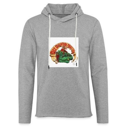 DiceMiniaturePaintGuy - Light Unisex Sweatshirt Hoodie