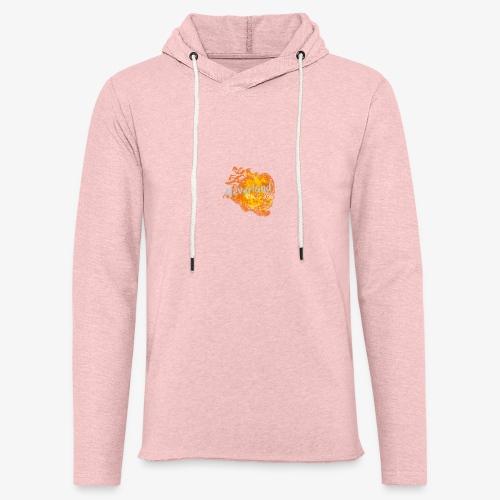 NeverLand Fire - Lichte hoodie unisex