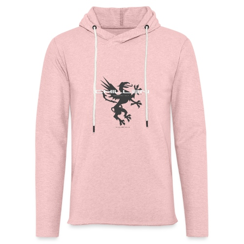 Chillen-1-dark - Light Unisex Sweatshirt Hoodie