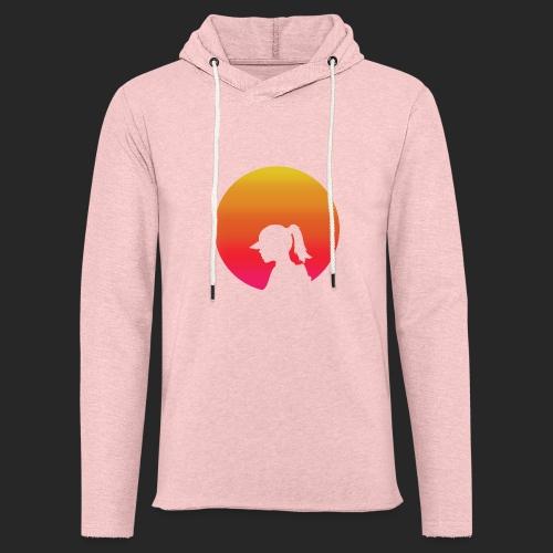 Gradient Girl - Light Unisex Sweatshirt Hoodie