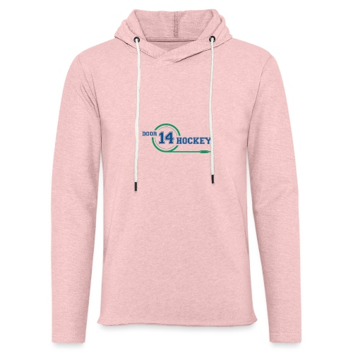 D14 HOCKEY LOGO - Light Unisex Sweatshirt Hoodie