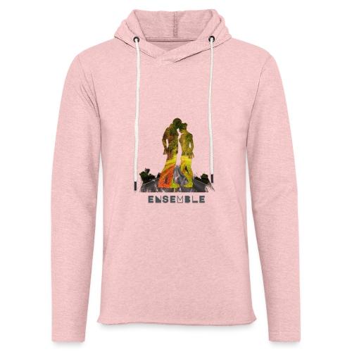Ensemble - Sweat-shirt à capuche léger unisexe