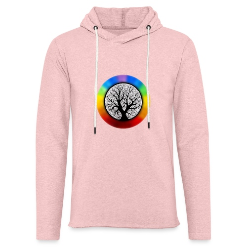 tree of life png - Lichte hoodie unisex