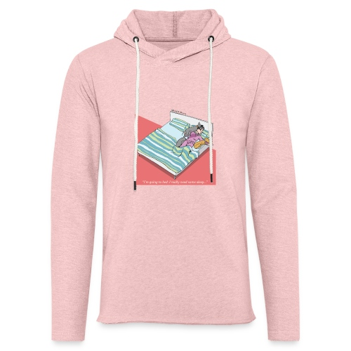 pajama party - Light Unisex Sweatshirt Hoodie