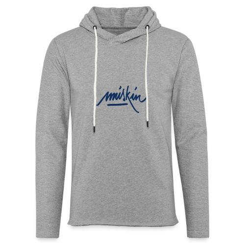 T-Shirt Miskin - Sweat-shirt à capuche léger unisexe