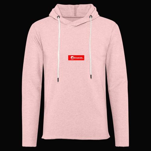 Ensom - Lett unisex hette-sweatshirt