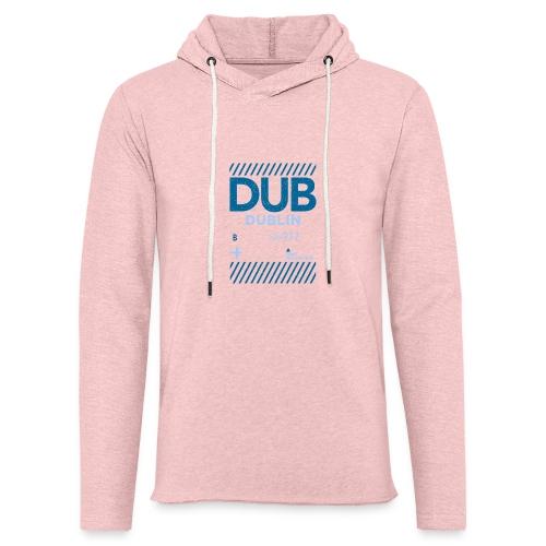 Dublin Ireland Travel - Light Unisex Sweatshirt Hoodie